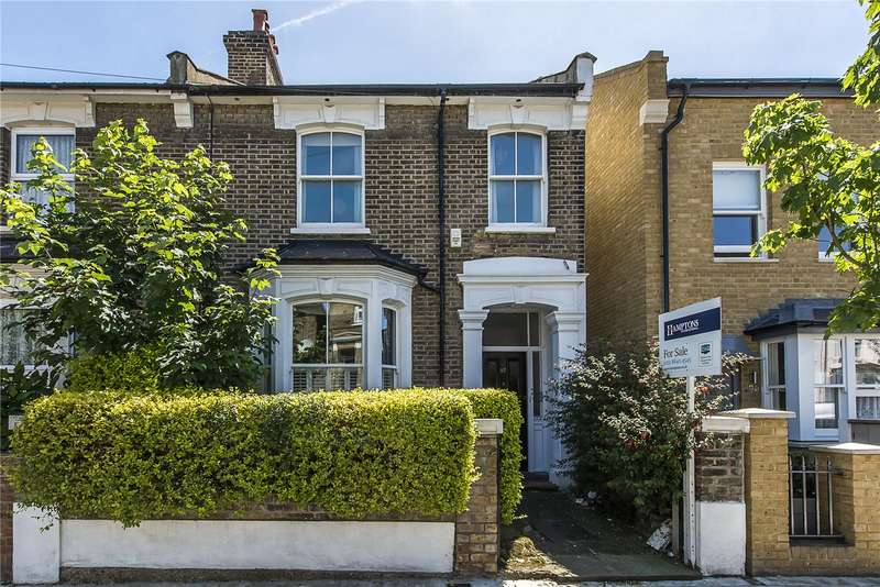 4 Bedrooms Semi Detached House for sale in Shakespeare Road, Acton, W3