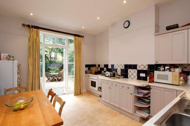 2 Bedrooms Flat for sale in Drakefield Road, London SW17