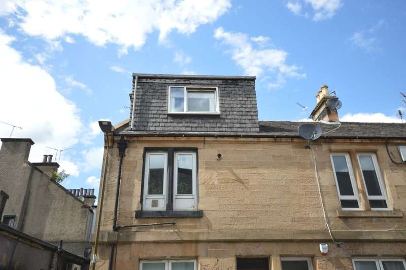 2 Bedrooms Flat for sale in Union Street, Falkirk, FK2