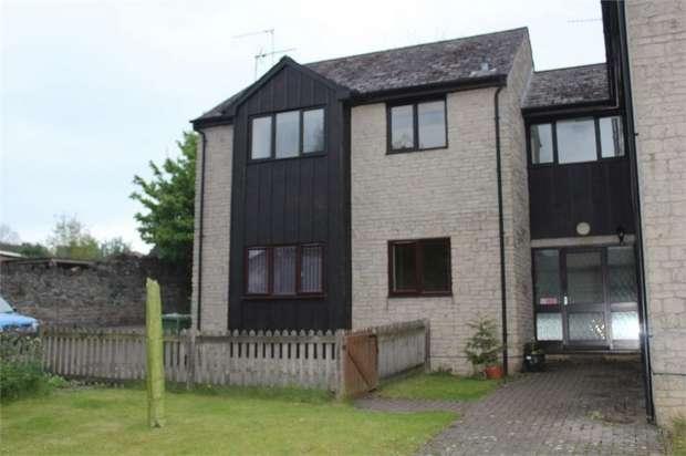 1 Bedroom Flat for sale in Buckshaft Road, Cinderford, Gloucestershire