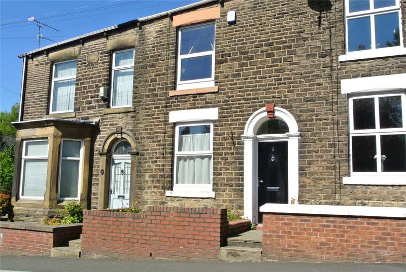 2 Bedrooms Terraced House for sale in Bridge Street, Springhead, Saddleworth, Greater Manchester, OL4