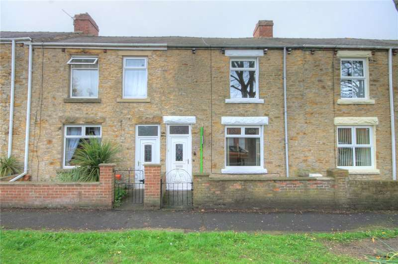 2 Bedrooms Terraced House for sale in Fairview Terrace, Greencroft, Stanley, DH9