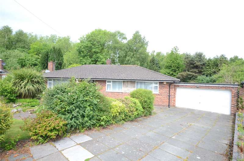 3 Bedrooms Detached Bungalow for sale in Quickswood Green, Woolton, Liverpool, L25