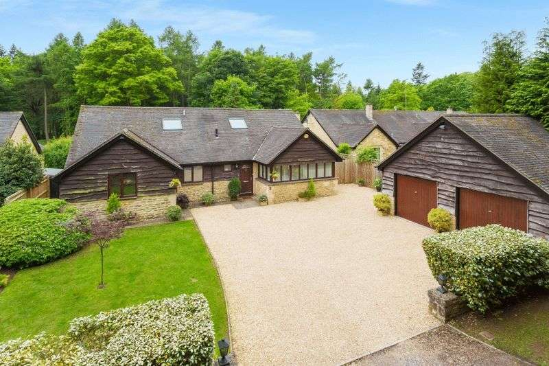 5 Bedrooms Property for sale in The Ride, Tubney Wood, Abingdon