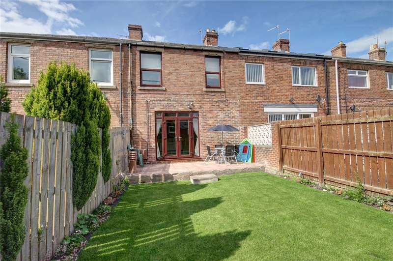 3 Bedrooms Terraced House for sale in Finings Street, Langley Park, Durham, DH7