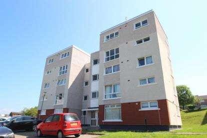 3 Bedrooms Maisonette Flat for sale in Macewan Place, Kilmarnock, East Ayrshire