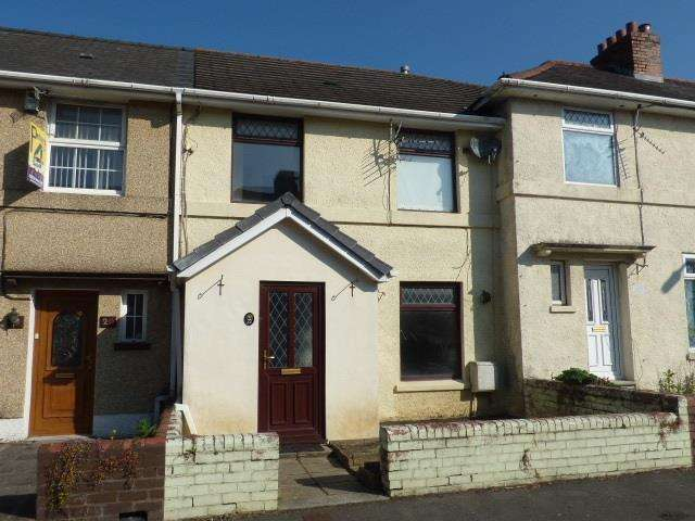 3 Bedrooms Terraced House for sale in Victoria Road, Ponthenry