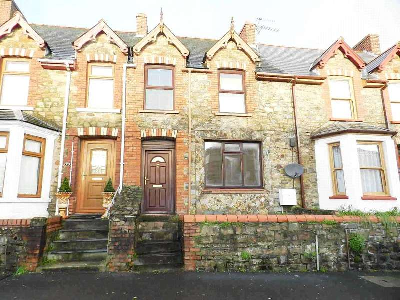 3 Bedrooms Terraced House for sale in Milford Road, Haverfordwest, Pembrokeshire