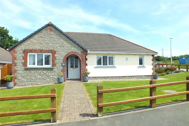 3 Bedrooms Detached Bungalow for sale in Gibbas Way, Pembroke, Sir Benfro