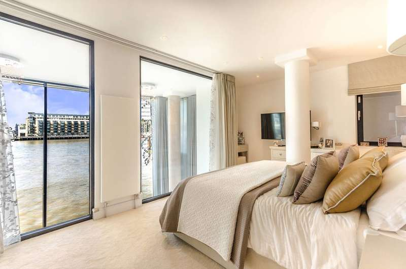 2 Bedrooms Flat for sale in Tower View Apartments, St Katharine Docks, E1W