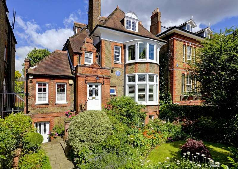 4 Bedrooms Detached House for sale in Steeles Road, Belsize Park, London, NW3