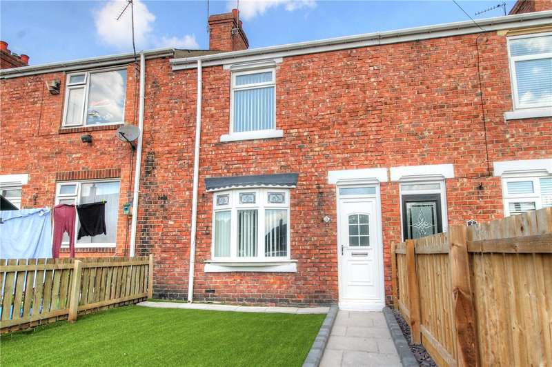 2 Bedrooms Terraced House for sale in Elwin Street, Pelton, Chester le Street, DH2