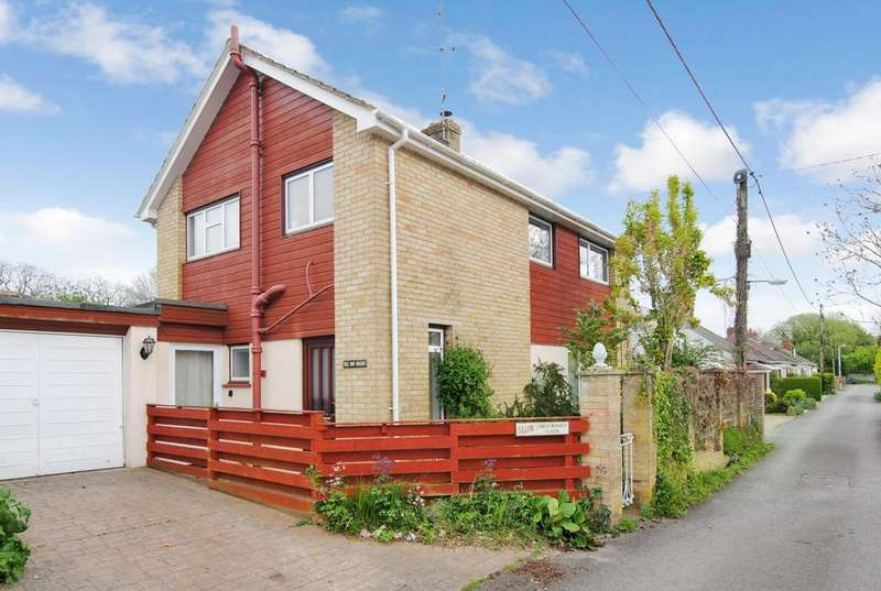 3 Bedrooms Detached House for sale in Church Lane, Amesbury, Salisbury SP4