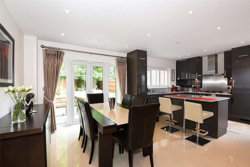 5 Bedrooms House for sale in Equus Close, Gerrards Cross, Buckinghamshire, SL9