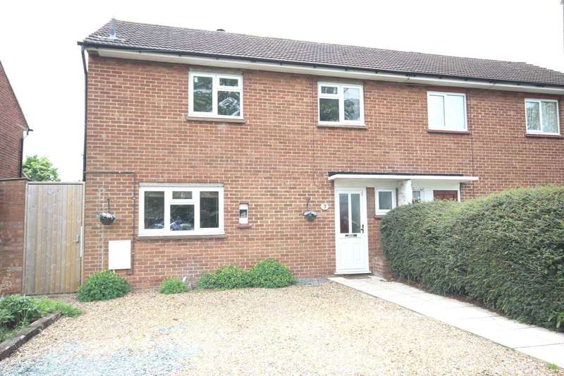 3 Bedrooms Semi Detached House for sale in Devereux Place, Aylesbury