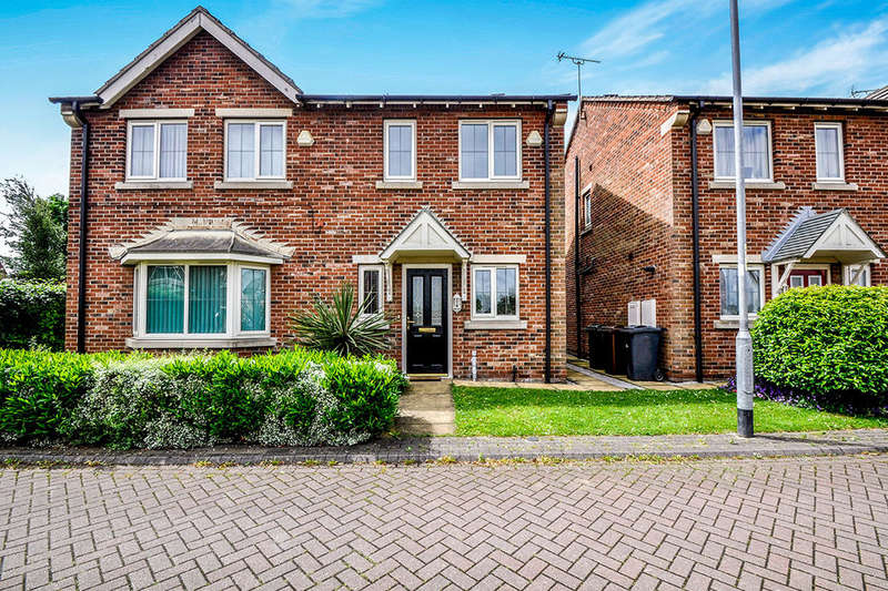2 Bedrooms Semi Detached House for sale in Ashleigh Vale, Barnsley, S70