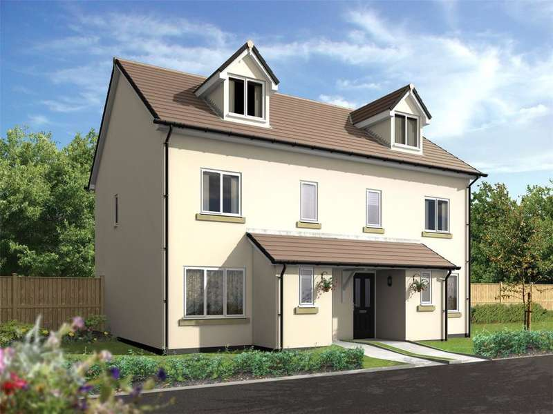 4 Bedrooms Semi Detached House for sale in Lantoom Meadows, Dobwalls