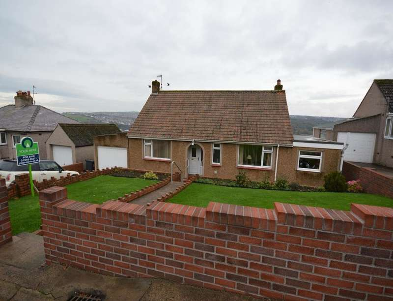 3 Bedrooms Detached Bungalow for sale in High Road, Whitehaven, CA28