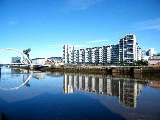 2 Bedrooms Flat for rent in Elliot Street, Lancefield Quay, Glasgow