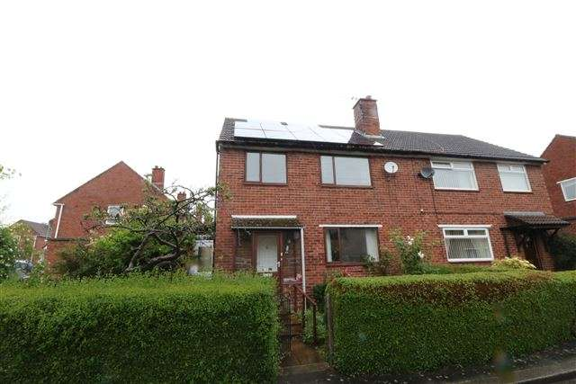 3 Bedrooms Semi Detached House for sale in Broome Court, Carlisle, Cumbria, CA1 2RB