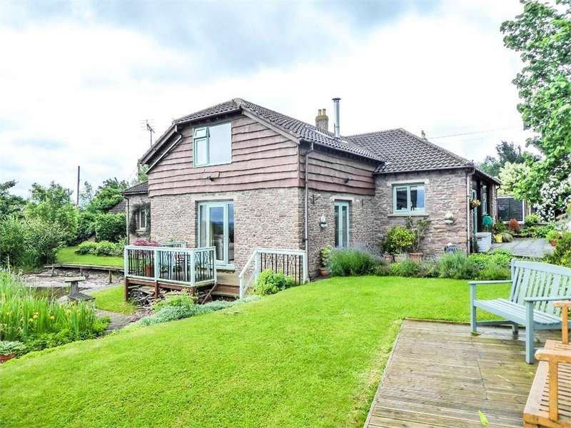 4 Bedrooms Detached House for sale in Upper Bogmarsh, Herefordshire