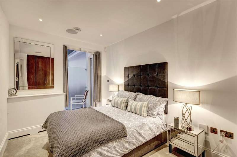 2 Bedrooms Apartment Flat for sale in The Charles, Covent Garden, WC2R