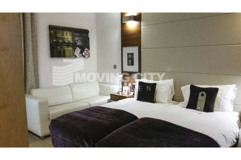 1 Bedroom Apartment Flat for sale in Park Plaza, County Hall, Lambeth, SE1