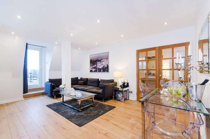 2 Bedrooms Flat for sale in Station Road, Harrow, HA1