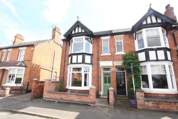 4 Bedrooms Semi Detached House for sale in Craven Street, Melton Mowbray, LE13