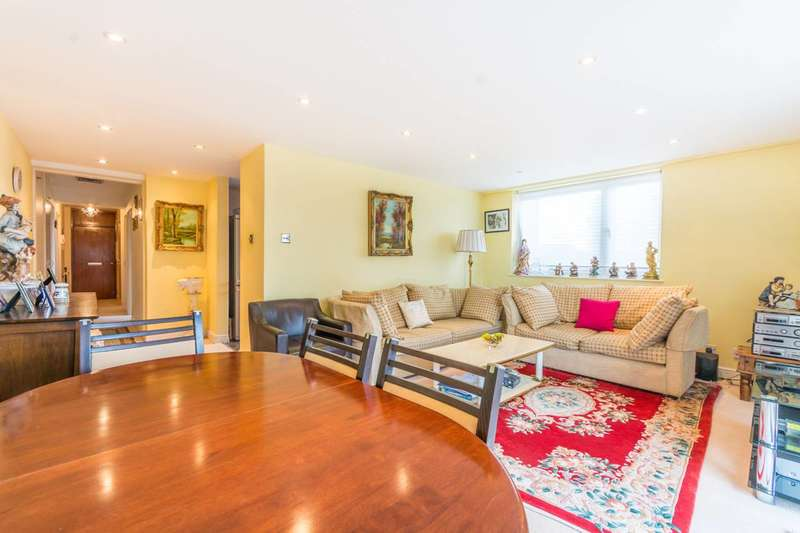 2 Bedrooms Flat for sale in Boundary Road, St John's Wood, NW8
