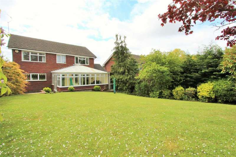 5 Bedrooms Detached House for sale in Chilterns, Batchworth Lane, Northwood