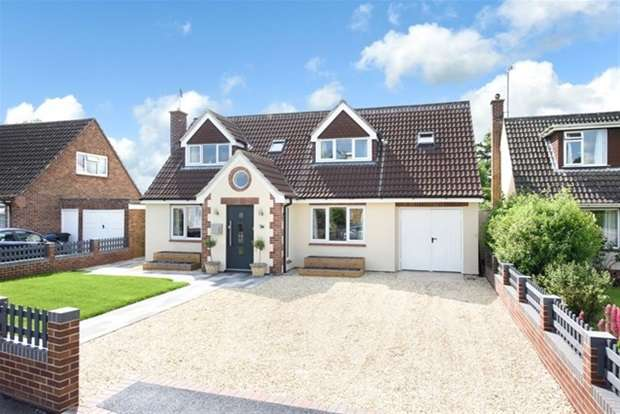 4 Bedrooms Detached House for sale in Plants Green, Warminster