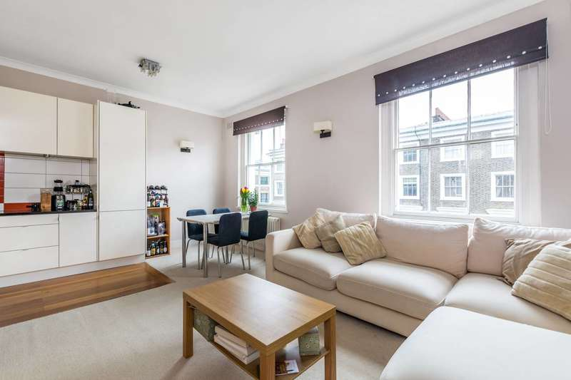 1 Bedroom Flat for sale in Orsett Terrace, Bayswater, W2