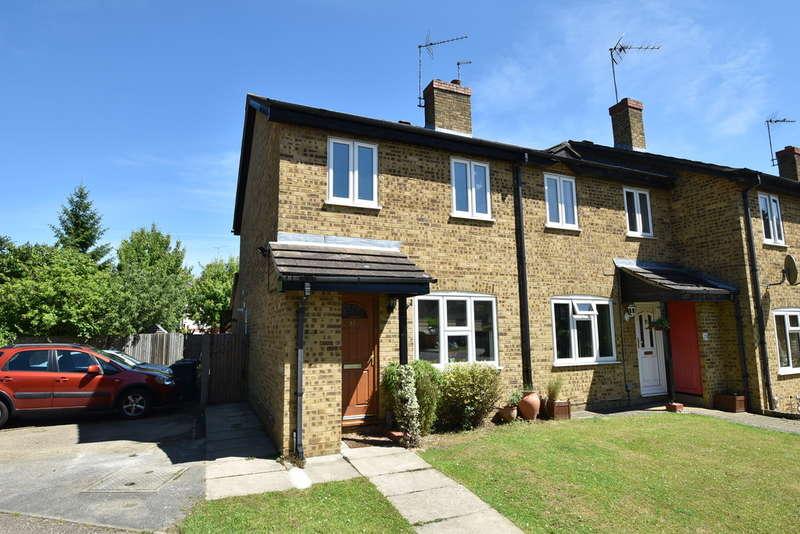 3 Bedrooms End Of Terrace House for sale in Alder Close, Bishop's Stortford