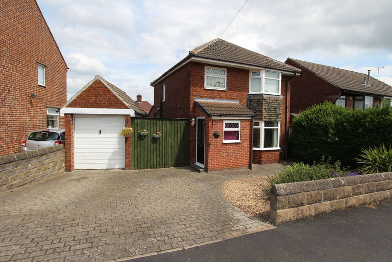 3 Bedrooms Detached House for sale in Basegreen Avenue, Basegreen, S12 3FA