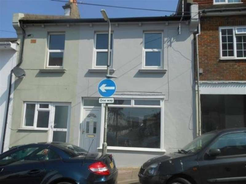 3 Bedrooms Terraced House for sale in Islingword Road, Brighton
