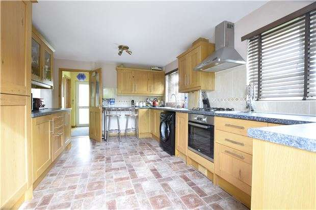 3 Bedrooms Semi Detached House for sale in Warwick Place, TEWKESBURY, Gloucestershire, GL20 5EG