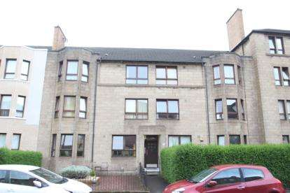 2 Bedrooms Flat for sale in Deanston Drive, Glasgow