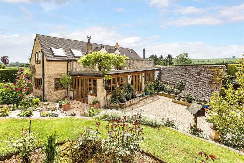 6 Bedrooms Detached House for sale in Andoversford, Cheltenham, GL54