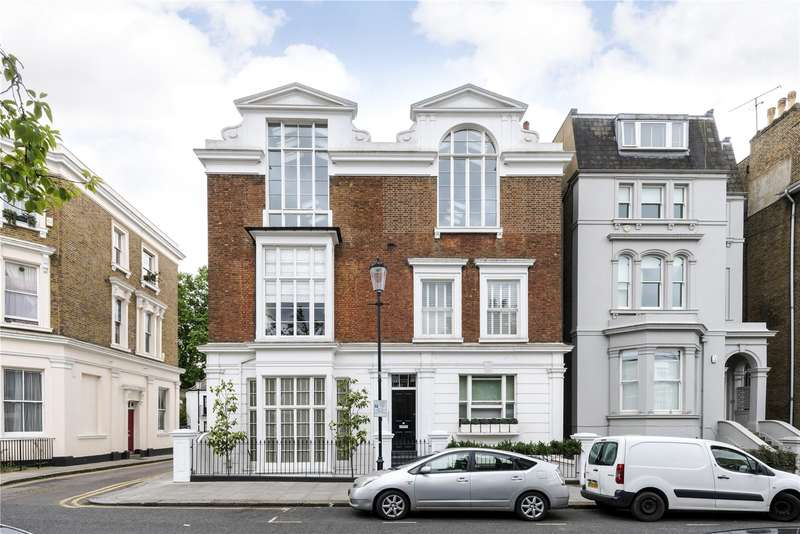 1 Bedroom Flat for sale in Blenheim Crescent, London, W11