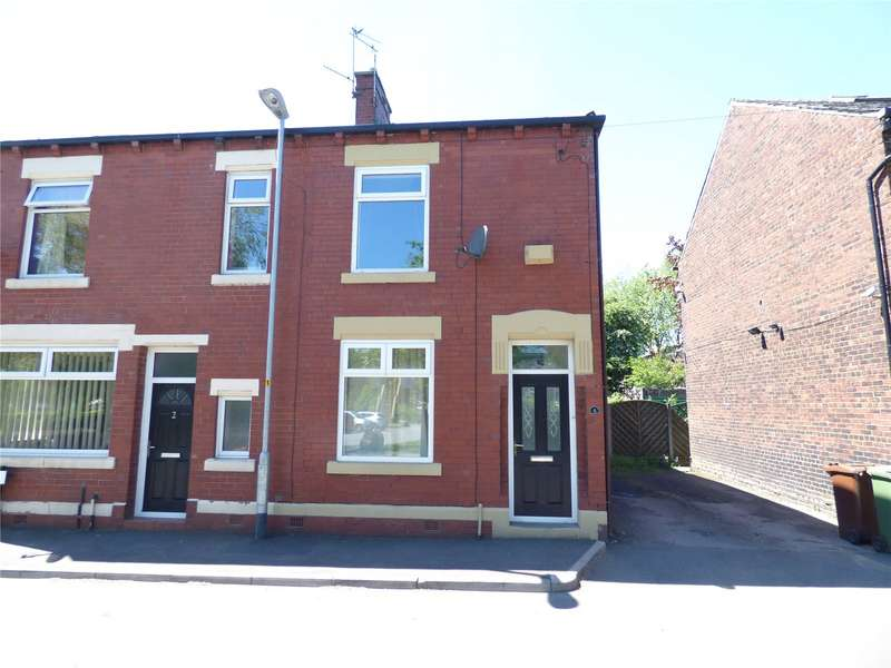 2 Bedrooms Semi Detached House for sale in Woodend, Shaw, Oldham, Greater Manchester, OL2