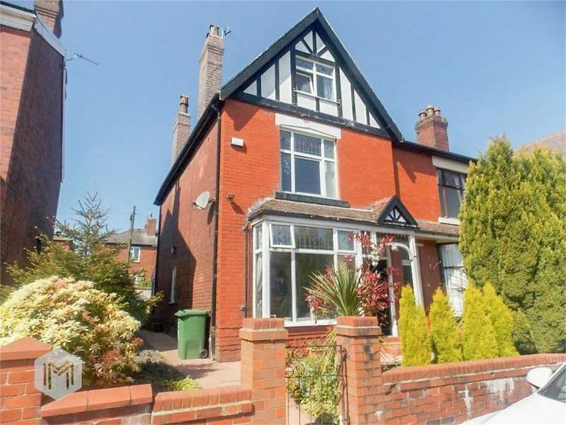 4 Bedrooms End Of Terrace House for sale in Bennetts Lane, Halliwell, Bolton, Lancashire