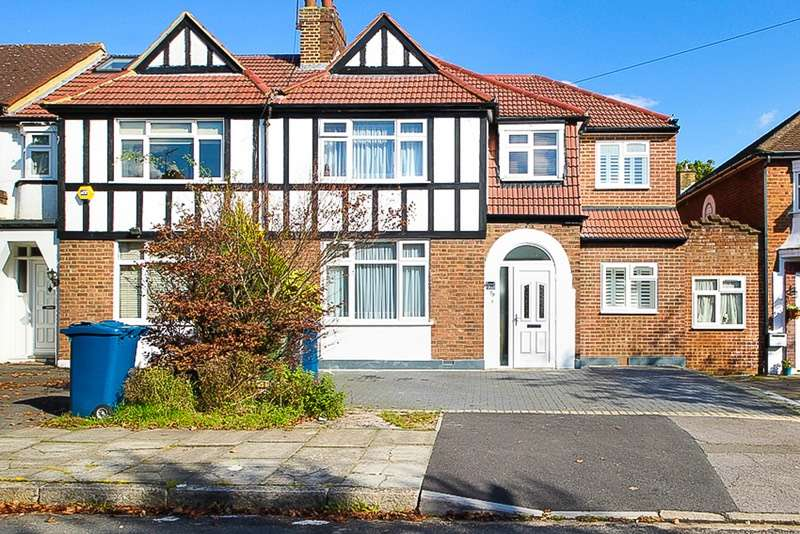 6 Bedrooms End Of Terrace House for sale in Radcliffe Road, Harrow, Middlesex, HA3
