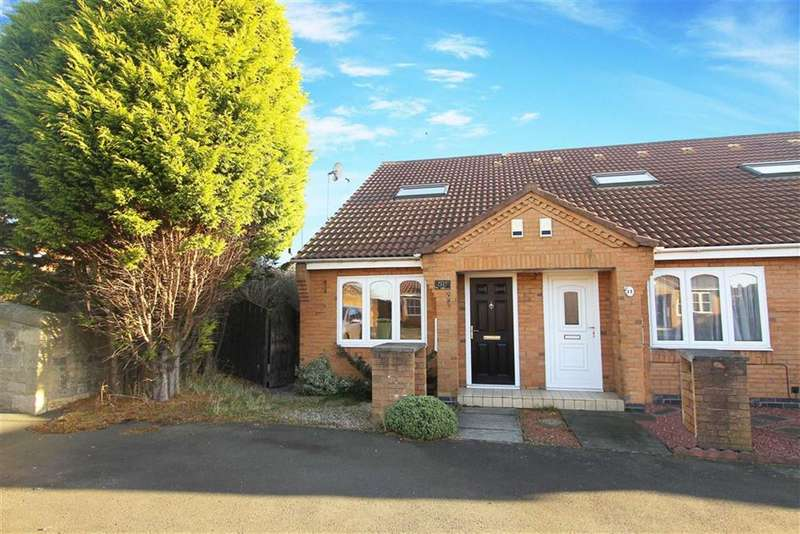 1 Bedroom Bungalow for sale in Roseberry Grange, Palmersville, Tyne And Wear