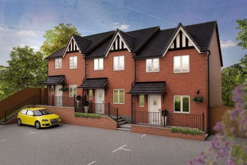 3 Bedrooms Property for sale in St. Swithins Close, Derby, DE22