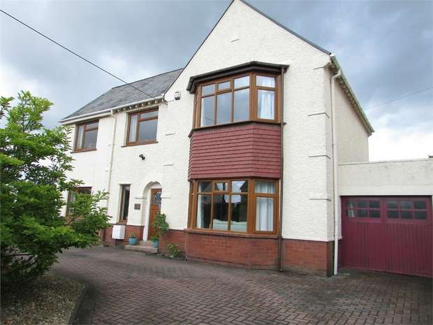 5 Bedrooms Detached House for sale in Cimla Road, Neath, Neath, West Glamorgan