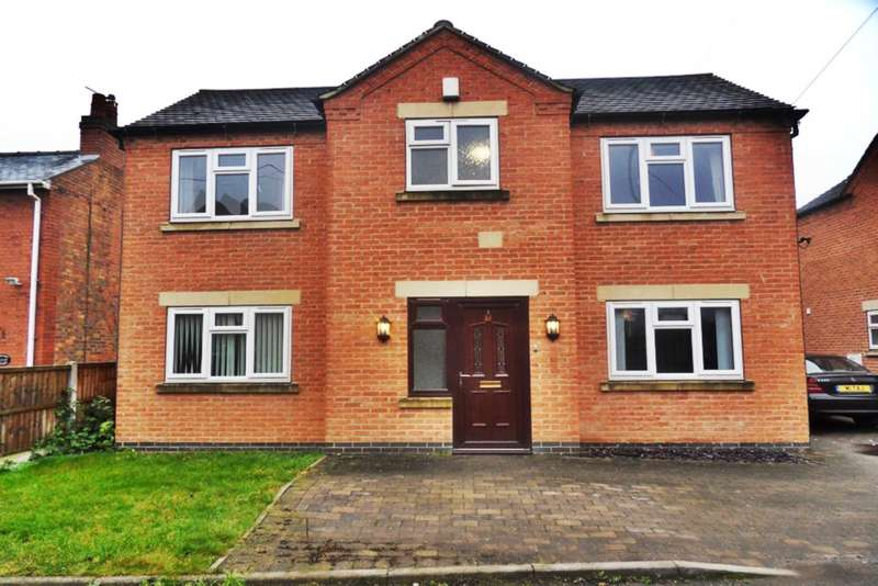 4 Bedrooms Detached House for sale in Common End, Etwall