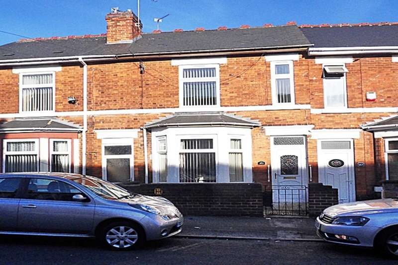 3 Bedrooms Terraced House for sale in Almond Street, Cavendish