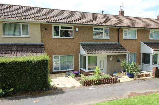 3 Bedrooms Terraced House for sale in Whitehouse Road, Croesyceiliog, CWMBRAN, Torfaen
