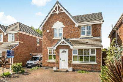 5 Bedrooms Detached House for sale in Kirkwood Close, Aspull, Wigan, Gtr. Manchester, WN2